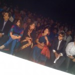 Amitabh Bachchan makes his debut Fashion Week appearance @ Nachiket Barve's show at LFW