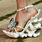 Fluttering Spring Shoes from McQueen