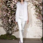 Pants as Bridal Wear? Well Oscar Renta thinks so!