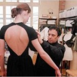 Azzedine Alaïa Has Some 'Balls'
