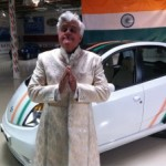 TATA NANO Graces JAY LENO's Garage