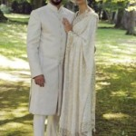 Prince Rahim Aga Khan & Model Kendra Spears Tied-the-Knot in Manav Gangwani creations
